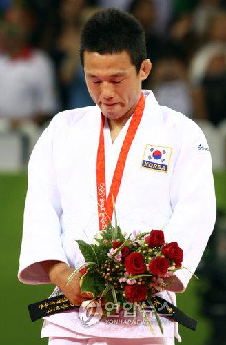 <올림픽> 은메달로는...