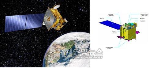 한반도 상공 정지 위성 주파수·궤도 확보 `전쟁'
