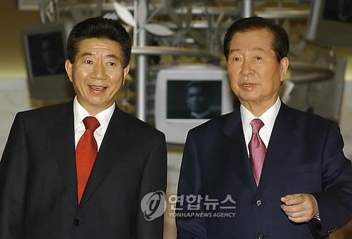 <김前대통령서거> `盧-DJ' 잇단 서거