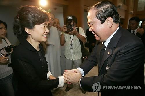 朴당선인-문희상 국가지도자 연석회의서 만날까