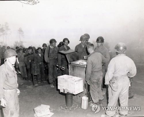 국가기록원, 6.25전쟁 관련 사진 공개
