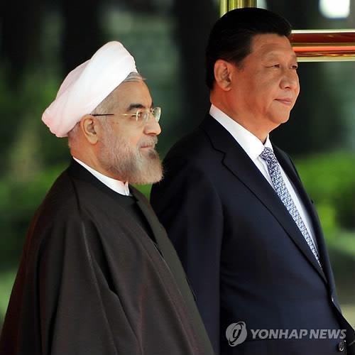 중국, 이란 핵타결로 중동 진출 '지렛대' 얻나