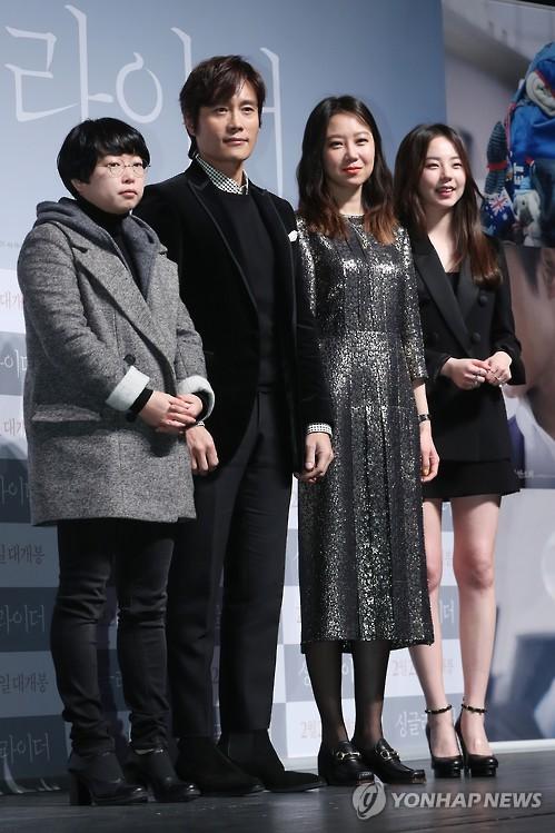 """'싱글라이더' 이병헌 """"작은 감정·소소한 일상 연기 끌렸다"""""""