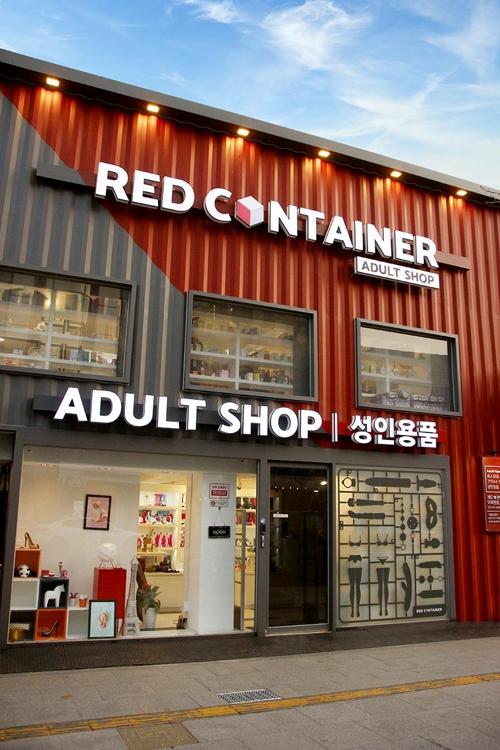 (Yonhap Feature) S Korea-adult shops - 포토뉴스