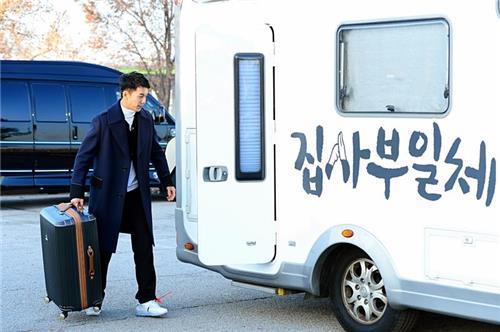 이승기, SBS '집사부일체'로 예능 컴백…내년 방송
