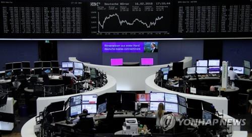 [유럽증시] 미국 금리 인상 불안감 완화에 사흘째 상승