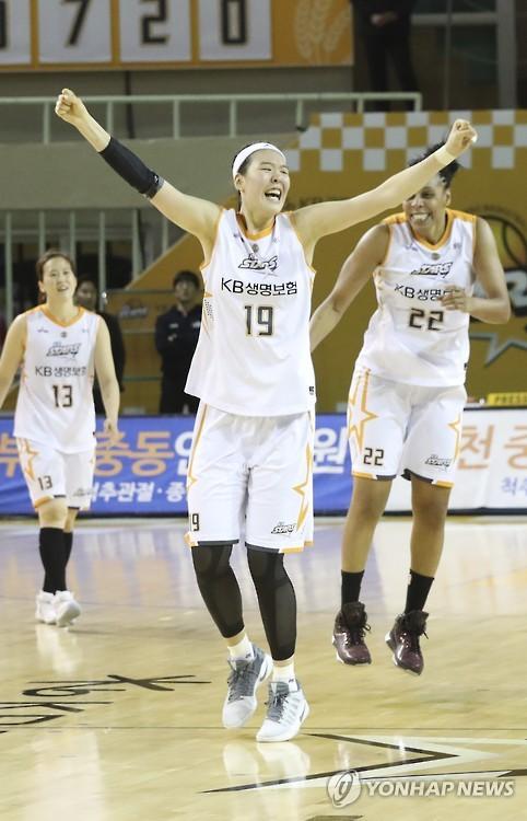 WNBA 지명된 박지수 파커가 롤 모델미국 진출은 큰 영광