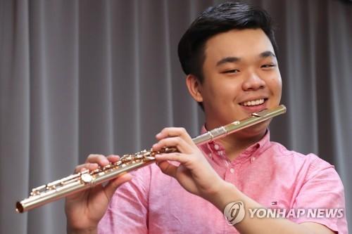 獨 명문악단 21세 수석 김유빈