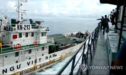 베트남-인도네시아, 어선·어민 나포 놓고 외교갈등