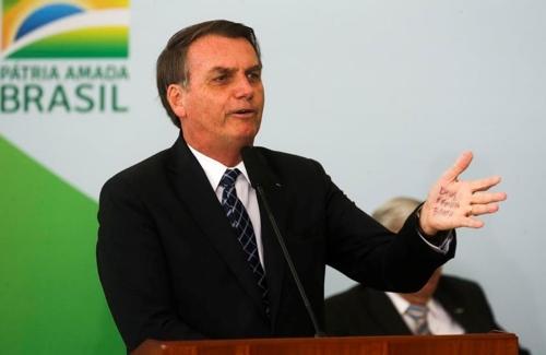 브라질 대통령, 아마존 산불에도 개발우선 정책 밀어붙일 듯