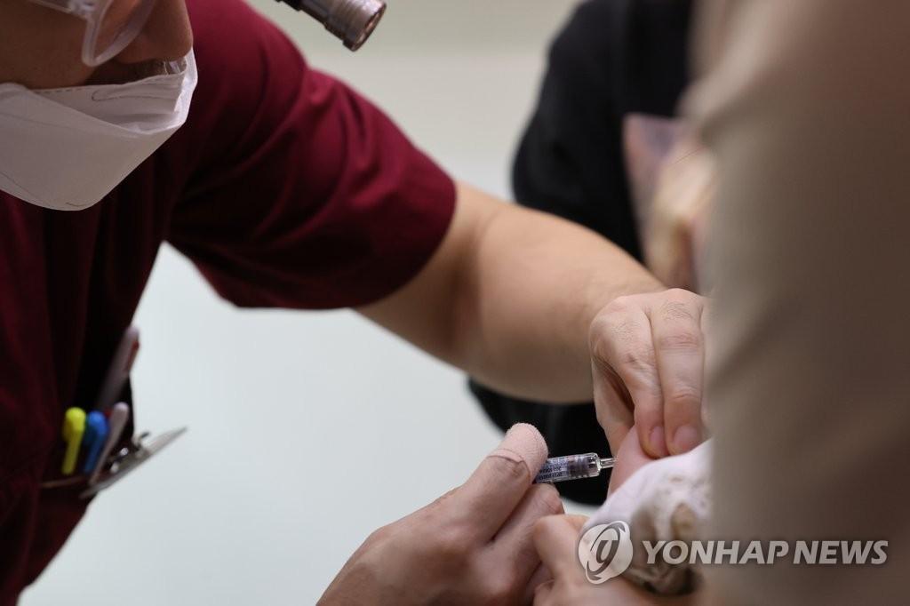 무료 독감 예방접종 재개