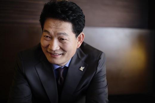 """송영길 """"중앙정치에 도전할 '인천시장'이 필요하다"""""""