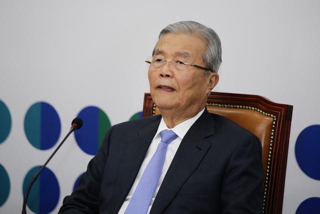 """김종인 """"집권 위해 관행과 고정관념 버려야"""""""