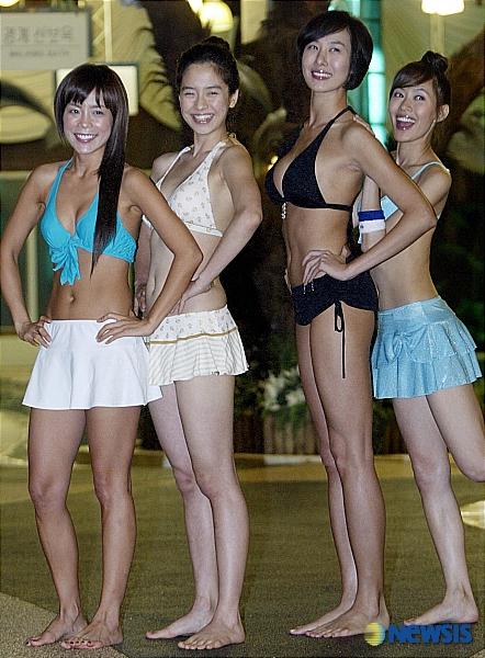 영화'색즉시공 시즌2'의 여배우들