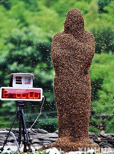 최고의 벌 인간 왕다린
