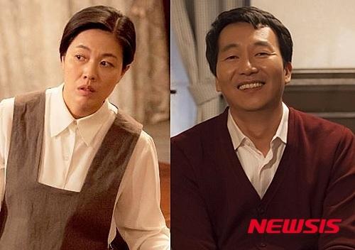 '명품조연' 김학선·김정영 부부, 매니지먼트 이상과 전속계약