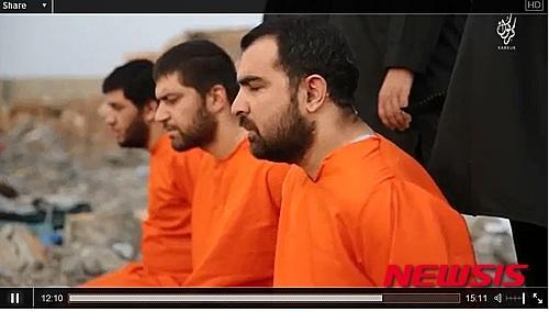 미군 특수부대에 기습당한 IS, 보복 참수 동영상 유포