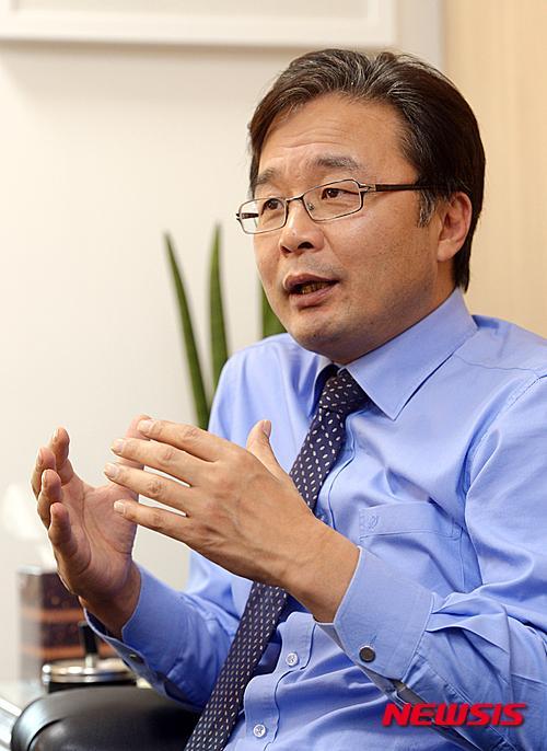 김우영 은평구청장 인터뷰