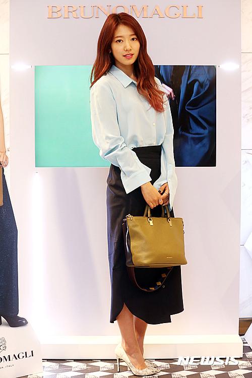 브루노말리, 박신혜 방문 행사 성공 개최