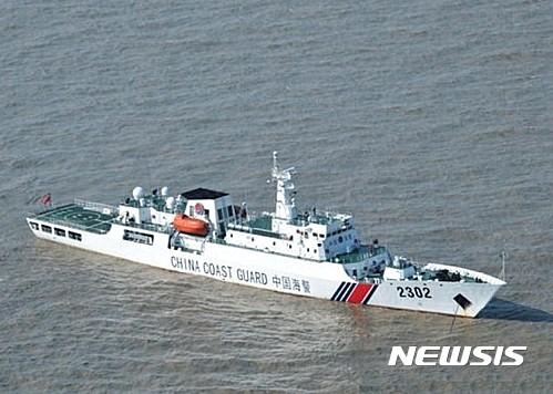 중국 해경선, 센카쿠 열도 일본영해 다시 침범…긴장 고조