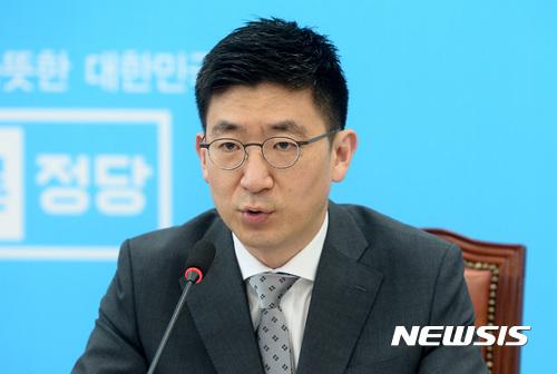 발언하는 김세연 사무총장