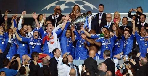 첼시, 뮌헨 꺾고 창단 첫 챔피언스리그 우승