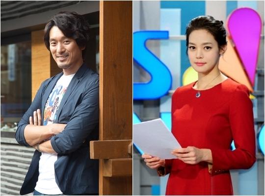 김민준, SBS 안현모 기자와 열애중