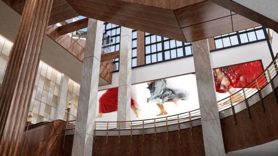 르 메르디앙 서울 '미술관 호텔'…9월 오픈때 1층 아트센터