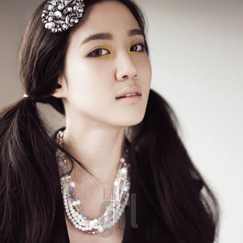 박은빈, '엘르걸' 화보 통해 봄 색깔로 상큼한 변신 [화보]