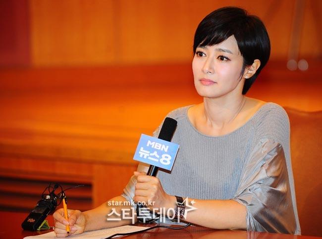 """김주하 앵커 """"MBC 사표 낸 후배들, 생각하면 눈물"""""""