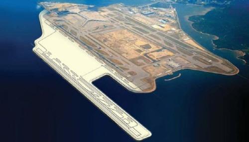 삼성물산, 홍콩 첵랍콕 국제공항 지반개량 공사 수주