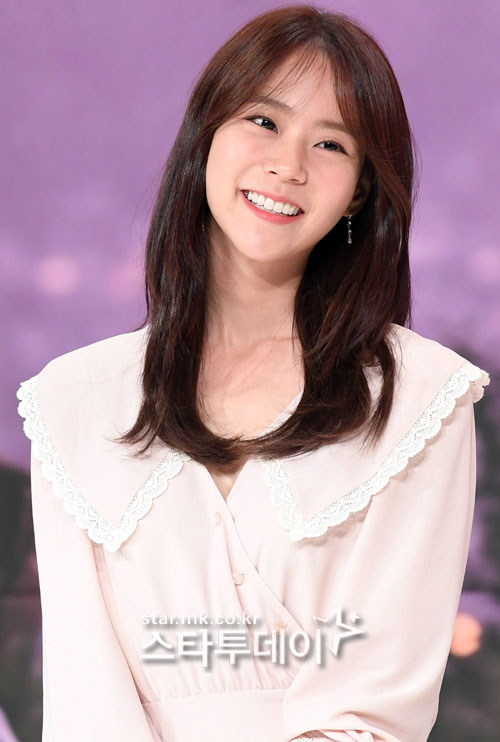 [포토]한승연, 러블리한 미소!