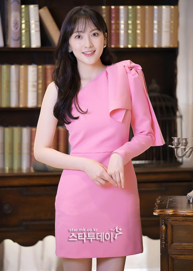 [포토] 강지영, 더 예뻐진 미모