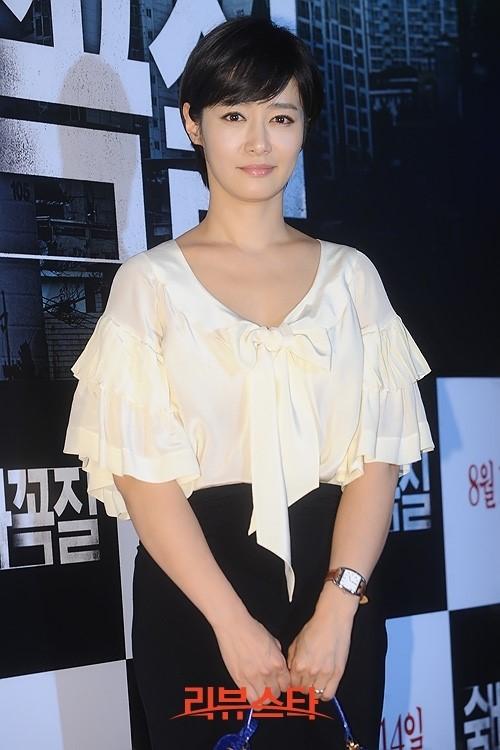 [포토] 김주하 아나운서, 우아한 미모
