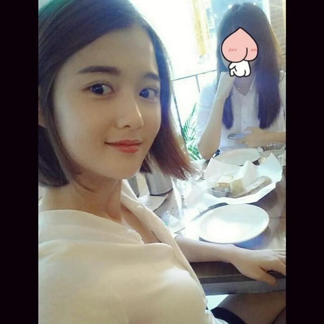 """'해피투게더' 남보라, 13남매 중 여동생 모습 공개? """"남보라와 얼마나 닮았나 보니"""""""