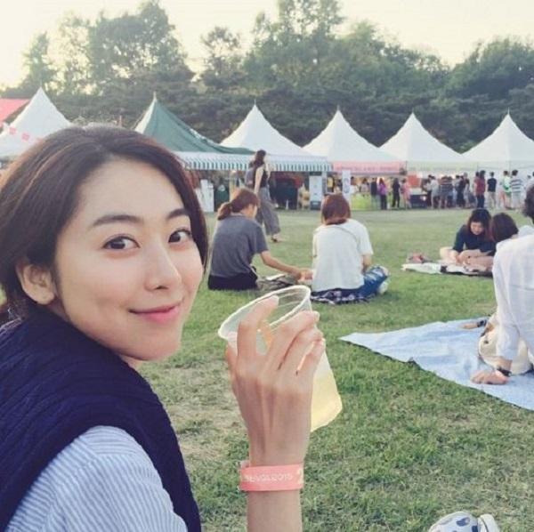 김용준 여자친구 박혜원, '남자친구 1인칭 시점'  남자친구가 찍어 준 사진?