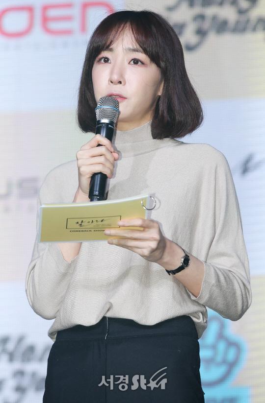 """[종합] 오래 가는 배터리 홍진영, '잘가라' 대박 예감 """"트로트 타깃 넓힐 것"""""""
