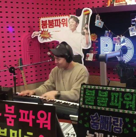 '붐붐파워' 붐, '밀회' 유아인 뺨치는 피아노 연주 실력?