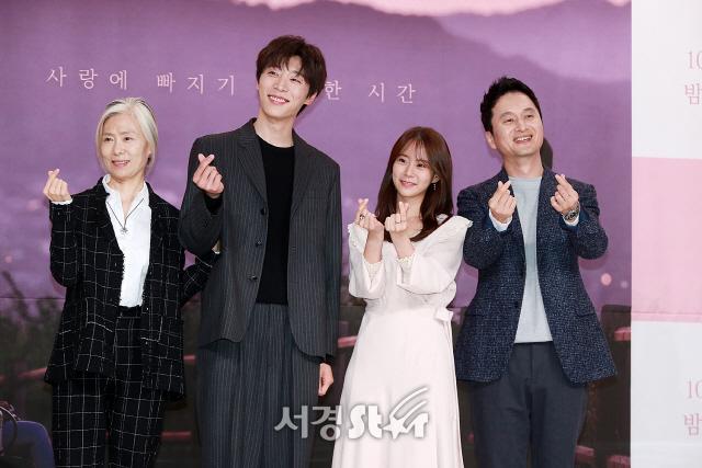 예수정-신현수-한승연-장현성, '열두밤의 주인공들' (열두밤 제작발표회)