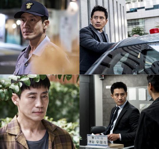 '나쁜형사' 신하균, '극과 극' 매력으로 新 형사 캐릭터 탄생 예고