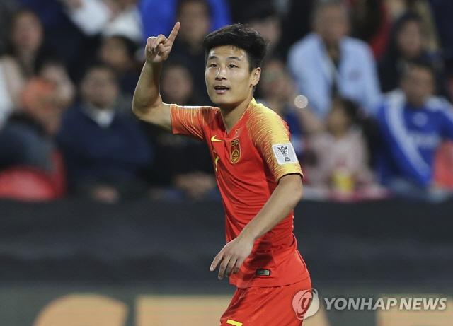 [아시안컵] '우레이 2골' 중국, 필리핀에 3-0 대승···16강 진출 확정