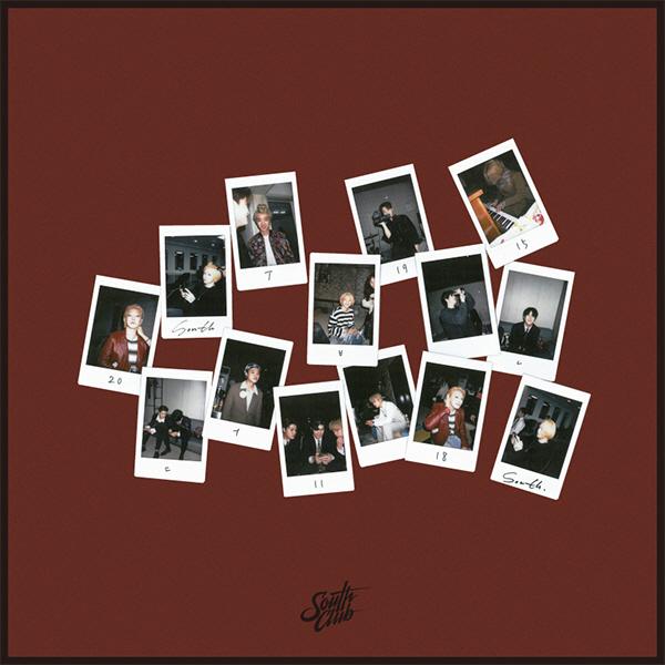 남태현, 밴드 사우스클럽 멤버들과 함께한 미스터리 폴라로이드 이미지 공개