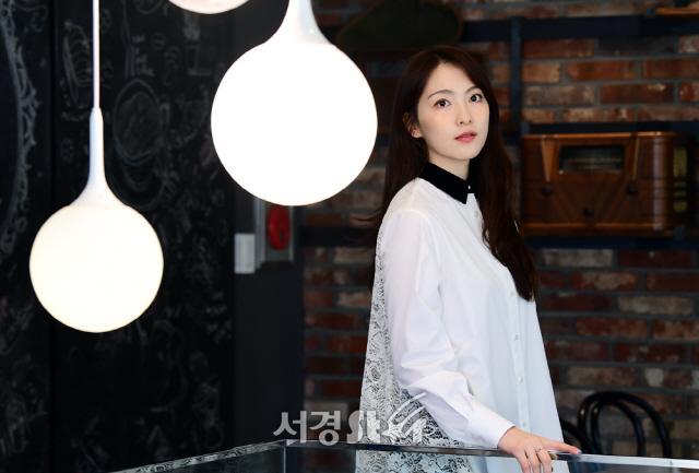 강지영, 싱그러운 미모 (인터뷰 포토)