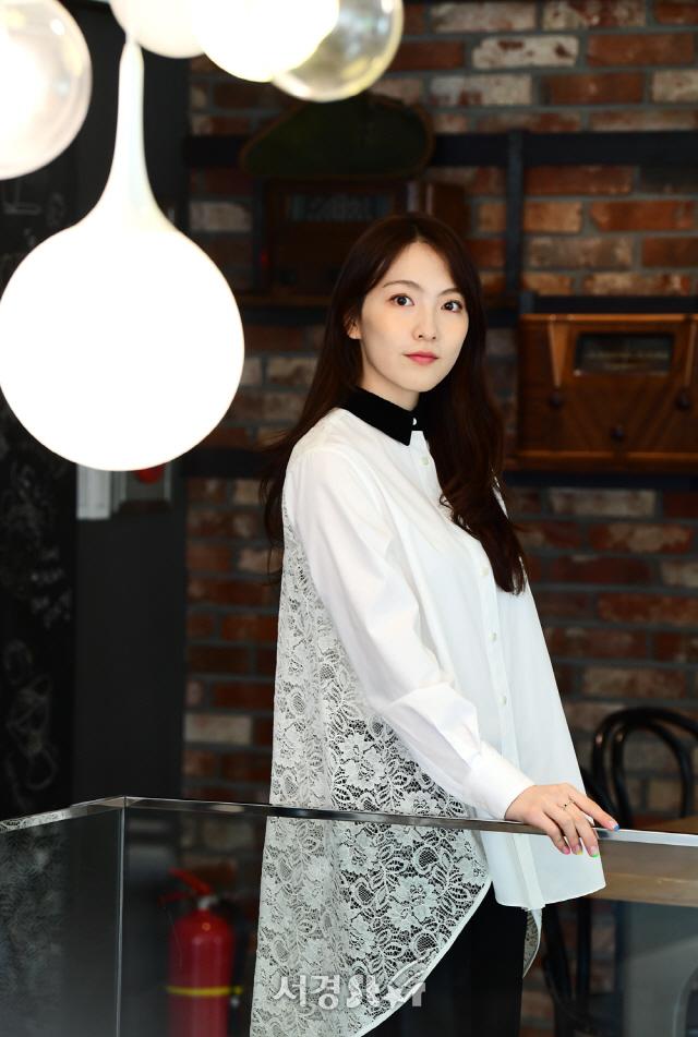 강지영, 우월한 비주얼 (인터뷰 포토)