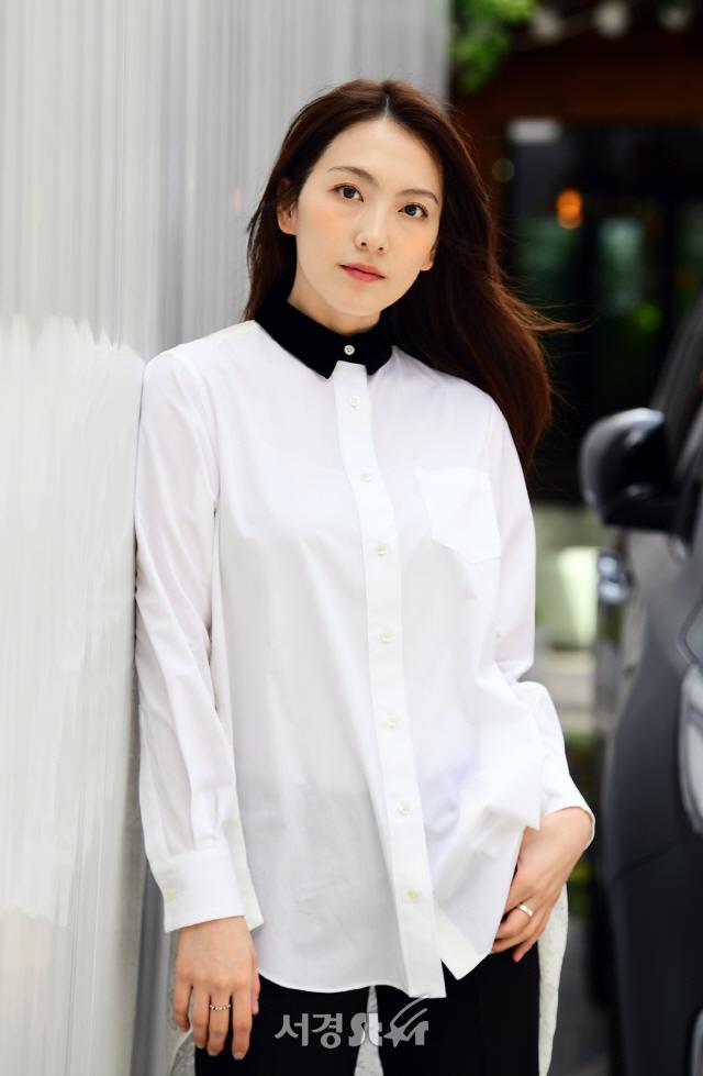 강지영, 눈부신 매력 (인터뷰 포토)