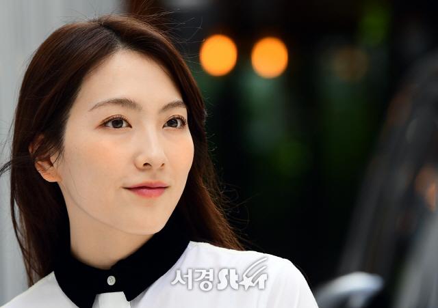 강지영, 따스한 미소 (인터뷰 포토)