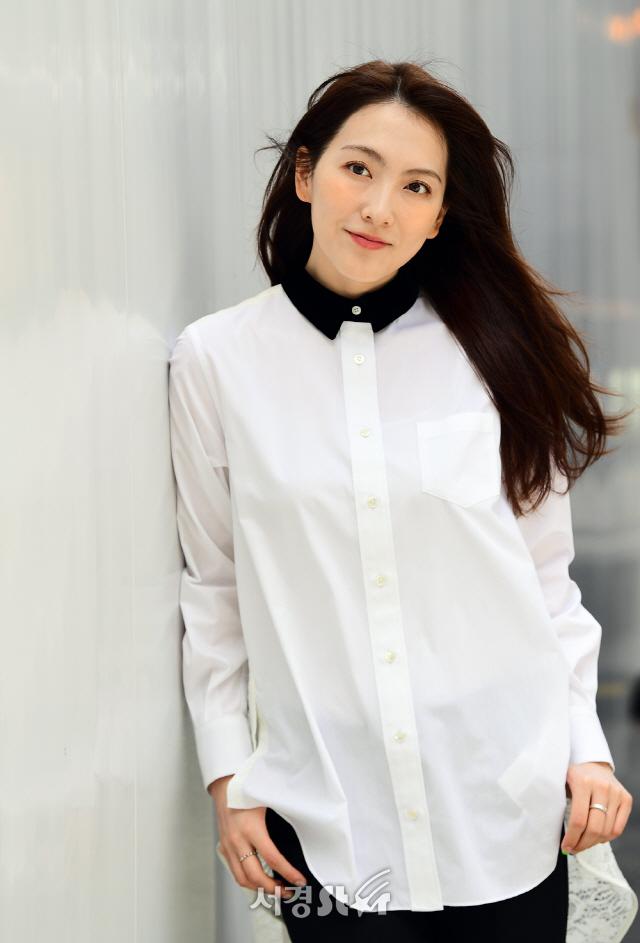 강지영, 갈수록 예뻐지는 미모 (인터뷰 포토)