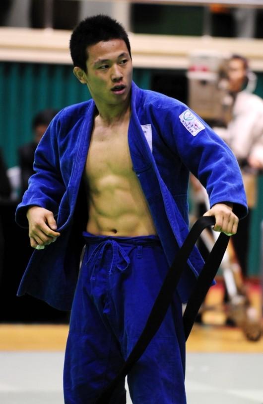 왕기춘, KRA 국제유도대회 금메달 획득