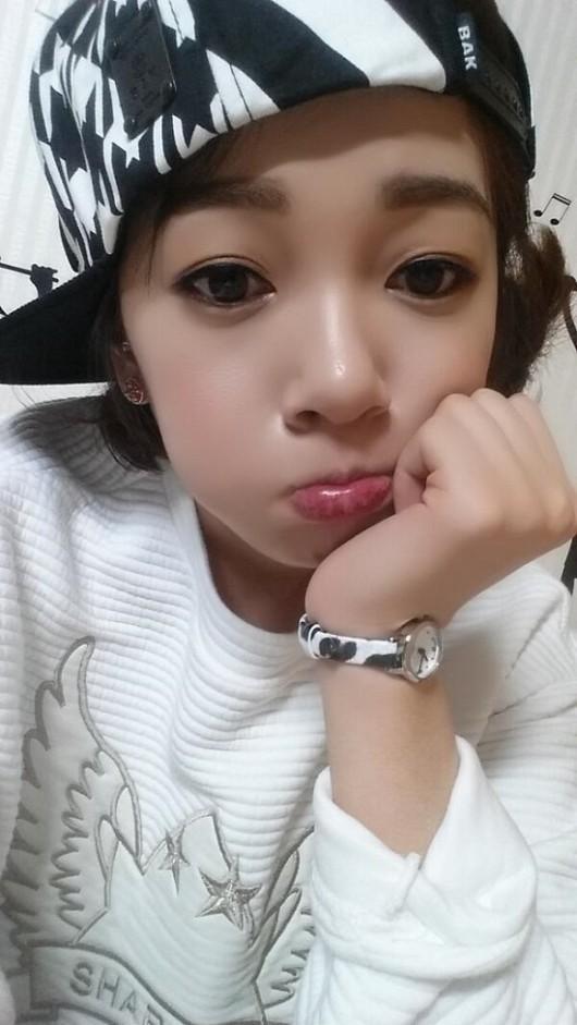 '별그대' 김보미, 셀카 공개 '천송이 스타일리스트의 패션 감각'