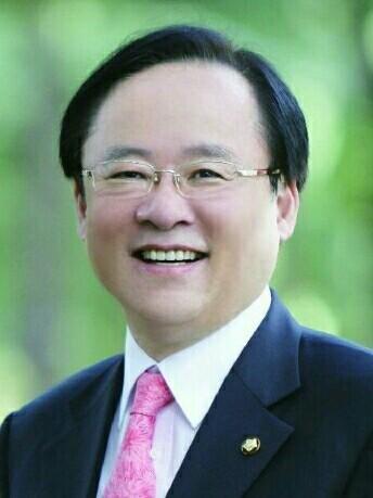 이주영 국회부의장, 아·태스카우트 '최고공로훈장'